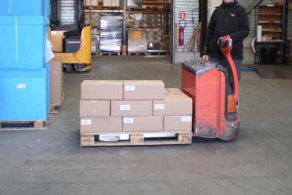 Lien Logistique